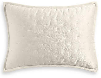 Hotel Collection Classic Ombre Leopard Quilted King Sham