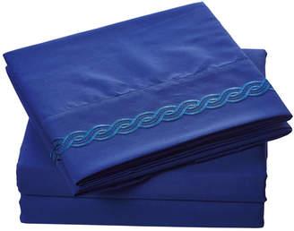 De Moocci Brushed Microfiber Bedding - Wrinkle, Fade, Stain Resistant - Hypoallergenic Bedding