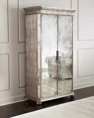 John-Richard Collection John Richard Collection Lucero Mirrored Cabinet