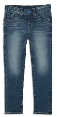 True Religion Boys' Geno Single End Jeans - Little Kid, Big Kid