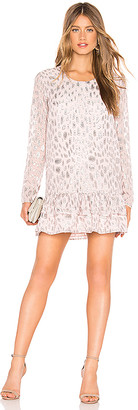Lovers + Friends Oda Mini Dress
