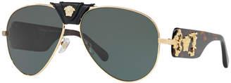 Versace Sunglasses, VE2150Q $280 thestylecure.com
