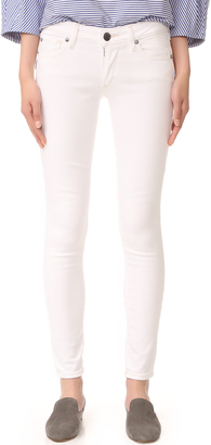 True Religion Casey Low Rise Super Skinny Jeans $179 thestylecure.com