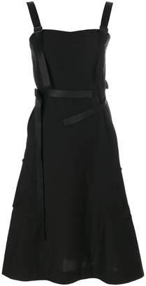 Tomas Maier airy poplin dress