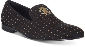 Roberto Cavalli Men's Night Spotted Loafers $585 thestylecure.com