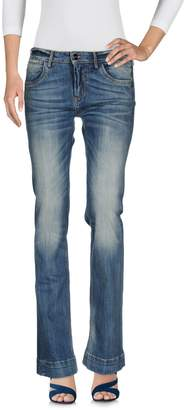 Manila Grace Denim pants - Item 42606268FC