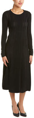 M Missoni Wool-Blend Sweaterdress