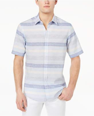 Club Room Men's Merritt Stripe Shirt