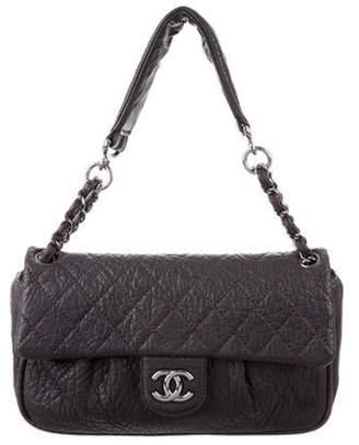 Chanel Lady Braid Flap Bag Aubergine Lady Braid Flap Bag