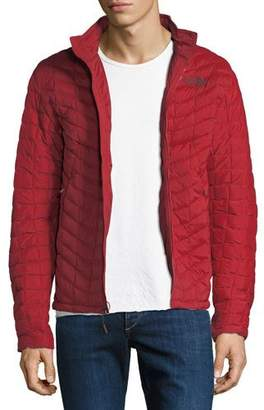 The North Face Stretch ThermoBall Jacket, Cardinal Red