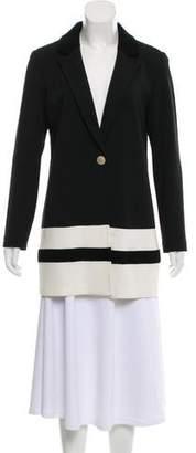 St. John Short Knit Coat