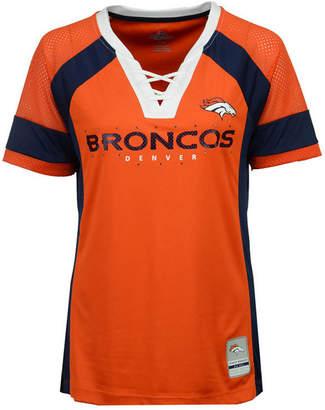 Majestic Women's Denver Broncos Draft Me T-Shirt
