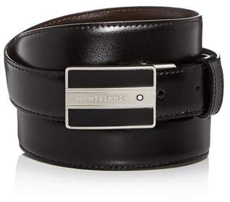 Montblanc Classic Line Meisterstück Reversible Leather Belt