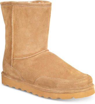 BearPaw Men's Brady Water & Stain Resistant Boots Men's Shoes
