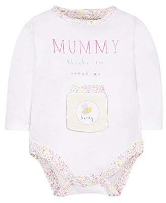 Mothercare Sweeter Than Honey Bodysuit,(Manufacturer Size:62)