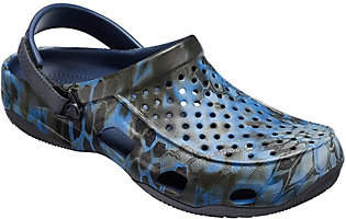 Crocs Men's Clogs - Swiftwater Kryptek NeptuneDeck