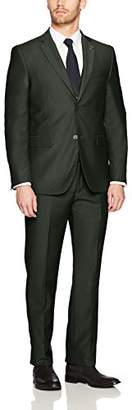 Stacy Adams Men's Bud Vested Slim Fit Suit