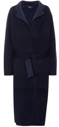 Joseph Wool-blend coat