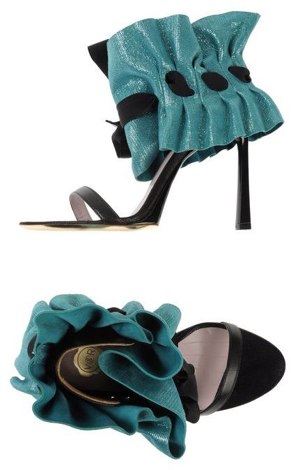 Viktor & Rolf High-heeled sandals