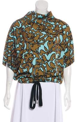 Marc Jacobs Floral Print Top w/ Tags