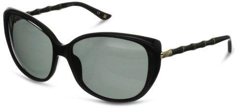 Escada Sunglasses SES228-700P Cat Eye Polarized Sunglasses