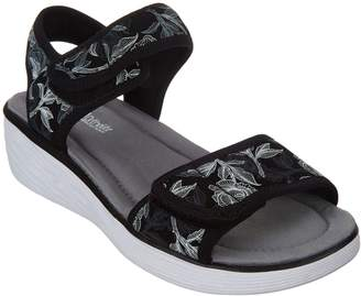 Ryka Neoprene Wedge Sport Sandals - Nora