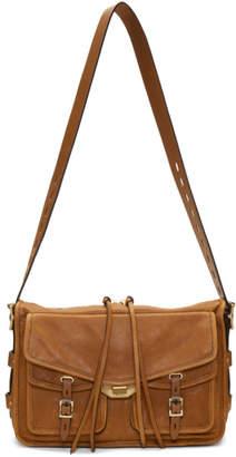 Rag & Bone Brown Field Messenger Bag