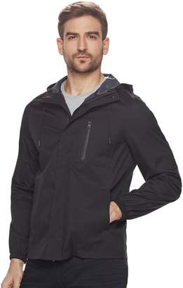 Marc Anthony Men's Slim-Fit Hooded Rain Jacket
