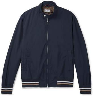 Brunello Cucinelli Cotton Bomber Jacket
