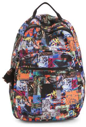 Seoul Large Print School Backpack