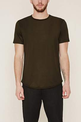 Forever 21 Athletic Mesh Tee