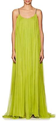 Azeeza Women's Powell Silk Chiffon Maxi Dress