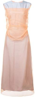 DAY Birger et Mikkelsen Sies Marjan sleeveless sheer dress