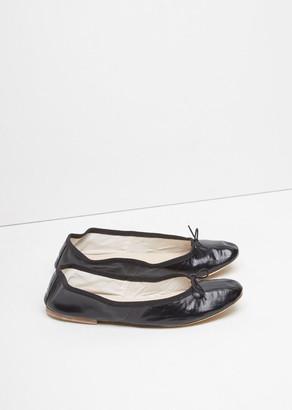 Porselli Ballet Flat $225 thestylecure.com