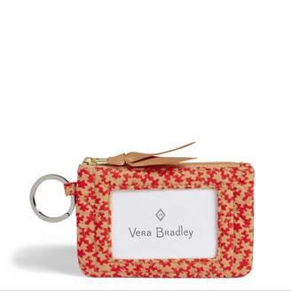 Vera Bradley Iconic Zip ID Case, Signature Cotton