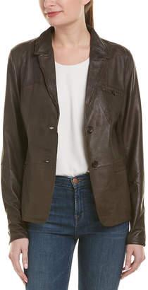 Jakett Cara Leather Jacket