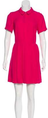 Opening Ceremony Pleated Mini Dress w/ Tags