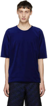 3.1 Phillip Lim Blue Reversible Vintage T-Shirt
