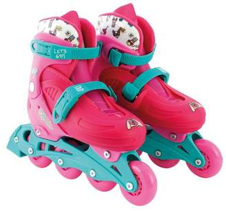 Barbie Scooters and skateboards