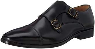 Aldo Men's Zefirino Loafers, (Black Leather), 46 EU