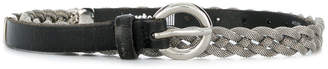 Just Cavalli braided belt