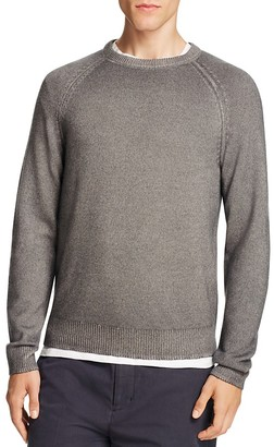 Vince Wool Cashmere Raglan Sleeve Sweater $325 thestylecure.com