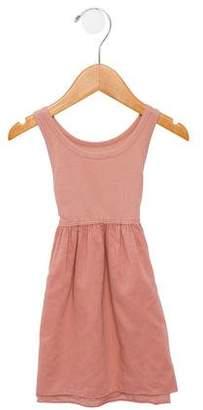 Babe & Tess Girls' Sleeveless A-Line Dress