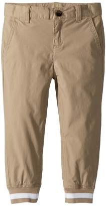 Janie and Jack Woven Jogger Pants Boy's Clothing