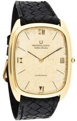 Universal Geneve Golden Shadows Watch