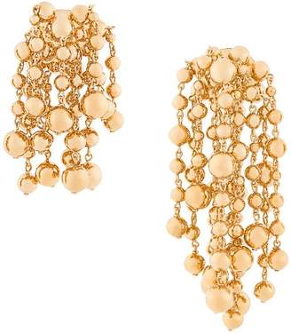 Jacquemus cluster bead earrings