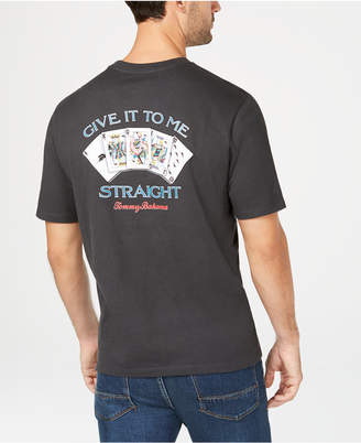 Tommy Bahama Men Give It To Me Straight Graphic T-Shirt