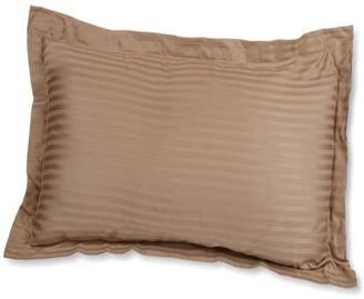 Superior 650 Thread Count Egyptian Cotton Stripe Pillow Sham Set