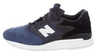 New Balance Ronnie Fieg x City Never Sleeps Sneakers