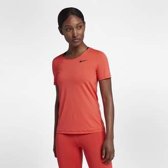 Nike Pro Women's Short Sleeve Training Top